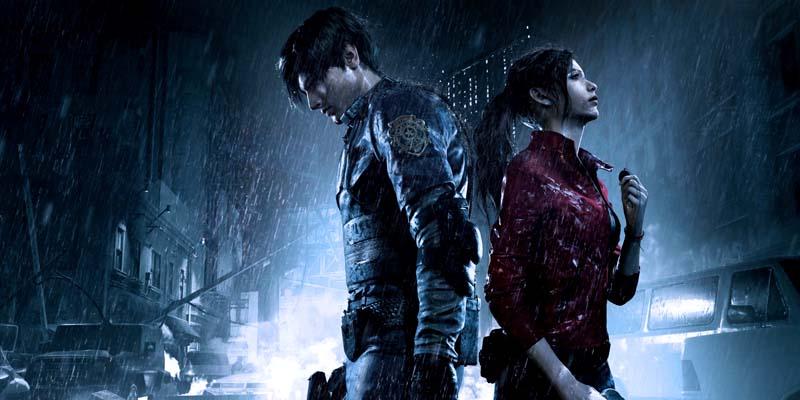 Скачать игры бесплатно Resident Evil 2 Remake